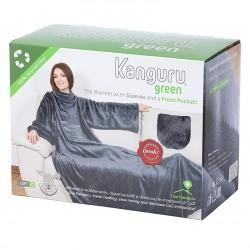 Plaid polyester à manches emballage cadeau
