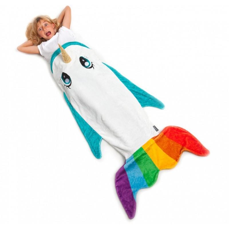 Kanguru couverture rainbowfish enfant