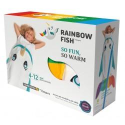 Kanguru couverture rainbowfish enfant boite