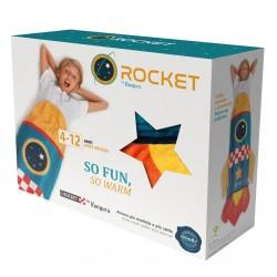 Kanguru couverture rocket enfant boite