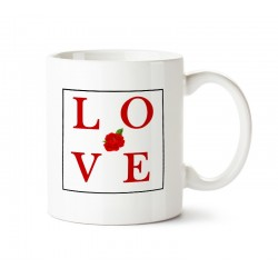 Mug céramique LOVE