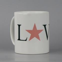 mug céramique imprimé love